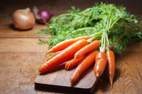5-in-1 Carrot Charisma Shake